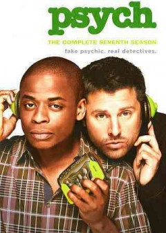 Psych. Season 7 cover image
