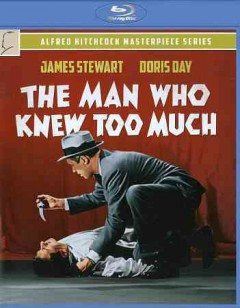 The man who knew too much cover image