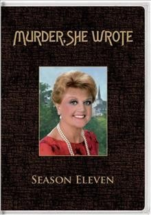 Murder, she wrote. Season 11 cover image