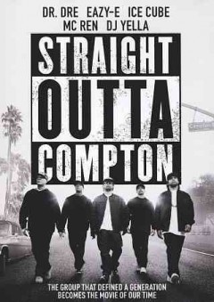 Straight outta Compton cover image