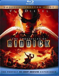 The Chronicles of Riddick cover image