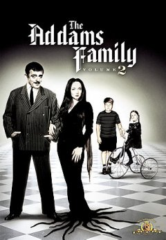 The Addams family. Season 2 cover image