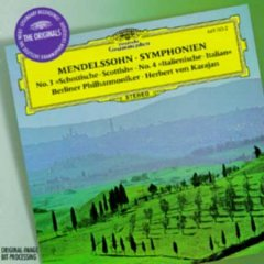 "Overture ""The Hebrides"" op. 26 ; Symphonies nos. 3 & 4 cover image"