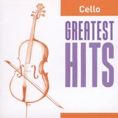 Greatest hits. Cello cover image
