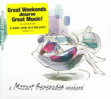 A Mozart serenades weekend cover image