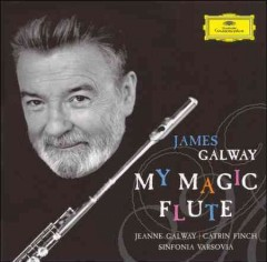 My magic flute cover image