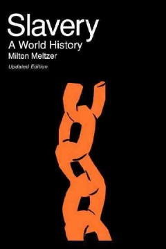 Slavery : a world history cover image