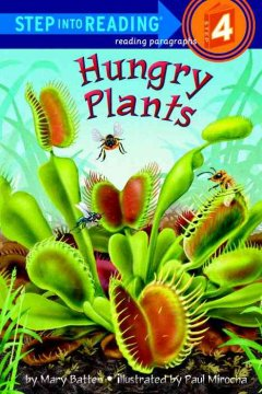 Hungry plants cover image