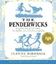 The Penderwicks [a summer tale of four sisters, two rabbits, and a very interesting boy] cover image