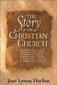 The story of the Christian church cover image