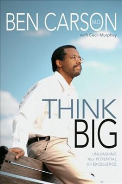 Think big : unleashing your potential for excellence cover image
