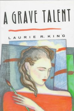 A grave talent cover image