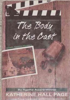 The body in the cast cover image