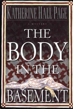 The body in the basement cover image