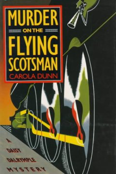 Murder on the Flying Scotsman : a Daisy Dalrymple mystery cover image