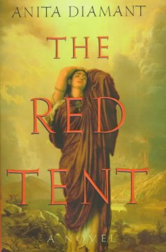The red tent cover image