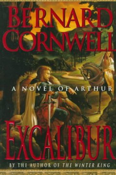 Excalibur : a novel of Arthur cover image