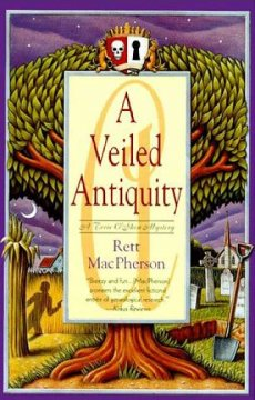 A veiled antiquity cover image