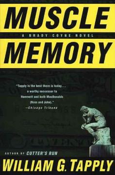 Muscle memory : a Brady Coyne novel cover image