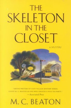 The skeleton in the closet cover image