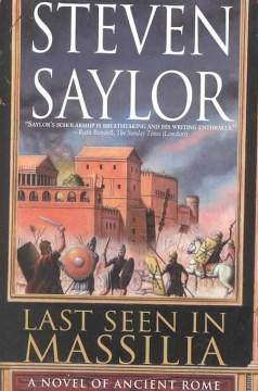 Last seen in Massilia cover image