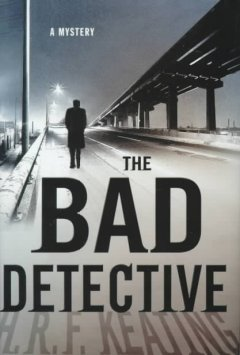 The bad detective cover image