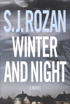 Winter and night cover image