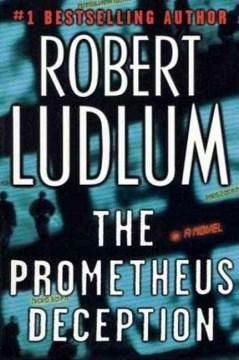 The Prometheus deception cover image
