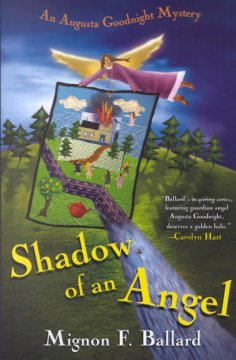 Shadow of an angel cover image