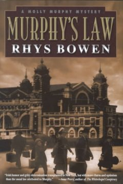 Murphy's law : a Molly Murphy mystery cover image