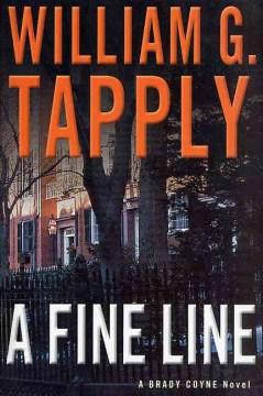 A fine line cover image