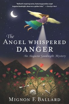 The angel whispered danger cover image