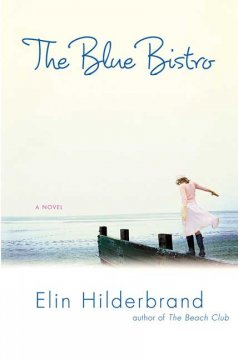 The Blue Bistro cover image