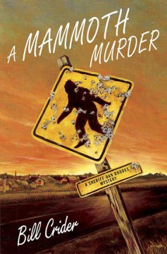 A mammoth murder cover image
