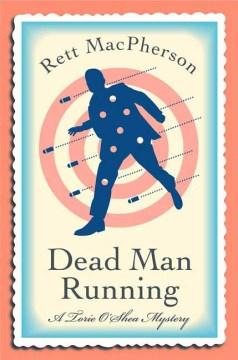 Dead man running cover image