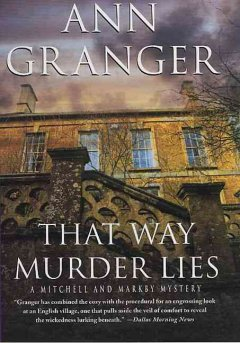 That way murder lies cover image