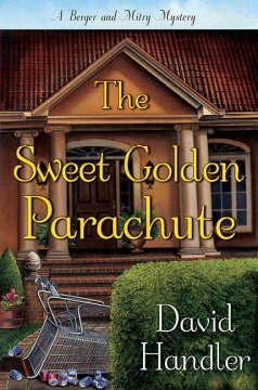The sweet golden parachute cover image