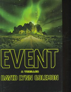 Event: an Event Group thriller cover image