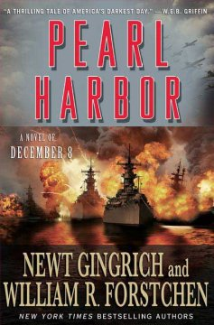Pearl Harbor : a novel of December 8th. Book one, The Pacific War series cover image