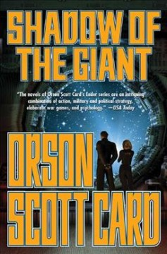 Shadow of the giant cover image