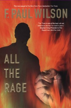 All the rage : a Repairman Jack novel cover image