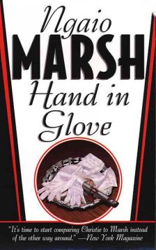 Hand in glove cover image