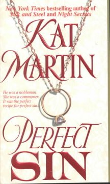 Perfect sin cover image