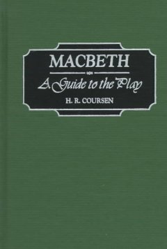 Macbeth : a guide to the play cover image