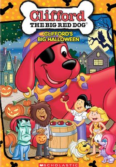 Clifford's big Halloween cover image