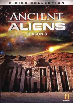 Ancient aliens. Season 8 cover image