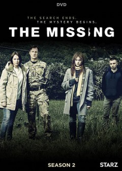 The missing. Season 2 cover image