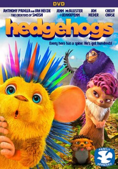 Hedgehogs cover image