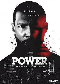 Power. Season 6 cover image