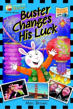 Buster changes his luck cover image
